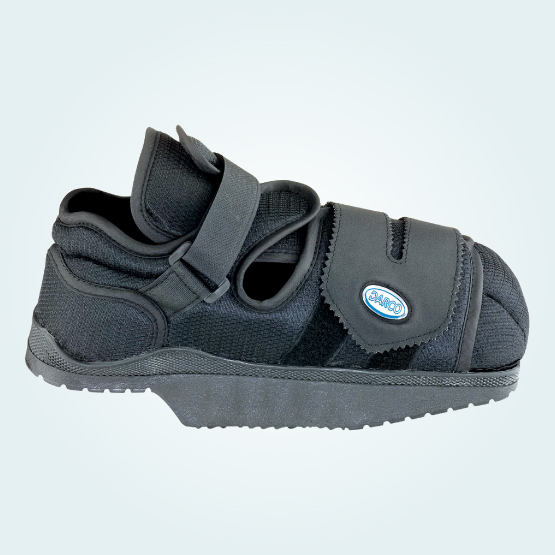 d1055b3fc5db Darco Heel Wedge Shoe – Benecare Medical