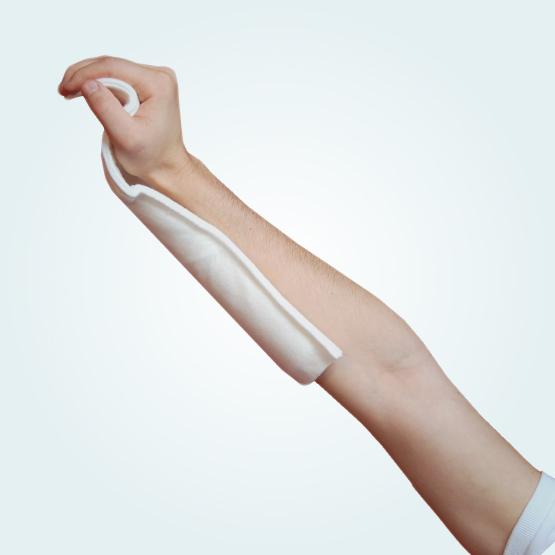 benecare Pre-cut moulded splints