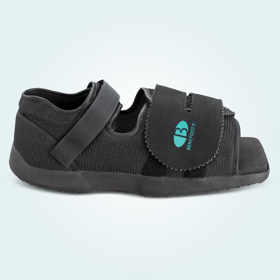 600837af65eb Benefoot Medical Square Toe Shoe – Benecare Medical