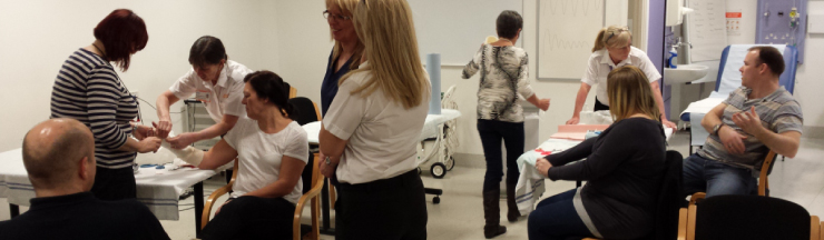 benecare training session