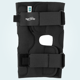 benecare neo wrap short knee brace