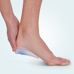 Benecare Silicone Heel Cup