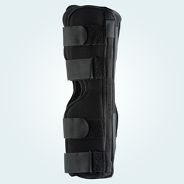 benecare tri panel knee splint