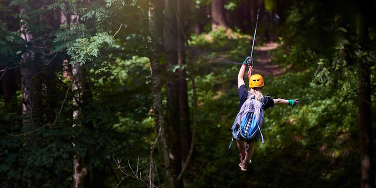zip lines, zip lines for kids, family zip lines