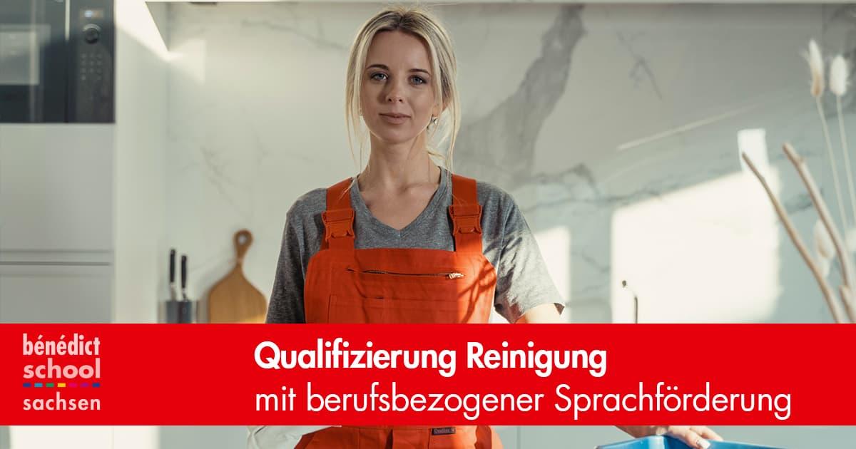 """Featured image for """"Qualifizierung Reinigung"""""""