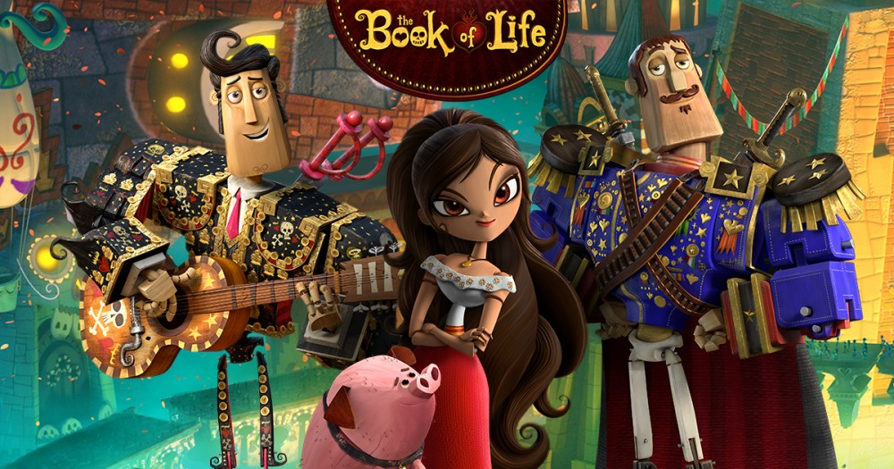 Trailer: The book of Life.