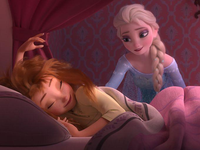 Primeras imágenes de Frozen Fever (2/5)