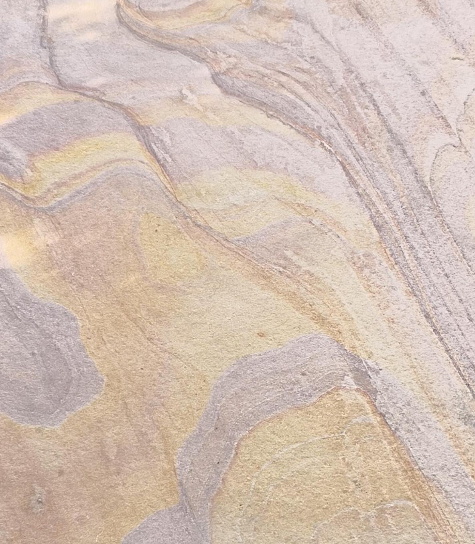 Marble Rainbow Flystone