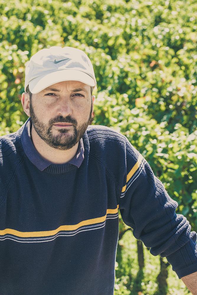 alec seysses vendanges 2015 domaine dujac morey saint denis - Photo de benedicte manière - Photographie de vin et domaines