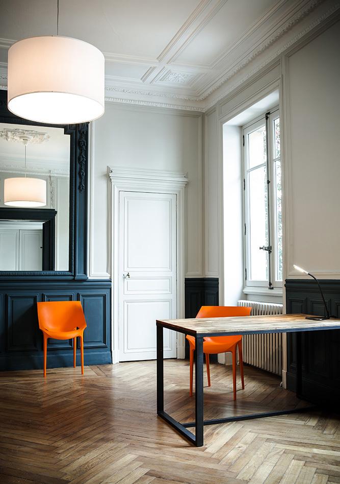 bureaux design resideco dijon intérieur 2 - Architecture - Bénédicte Manière - Photographe Nuits Saint Georges - Bourgogne