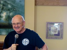 Fr. Dennis, chaplain to Mother of God Monastery, recalls some