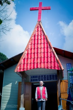 12 Church in Lijia Nia'Ucna, One of Taiwan's Remotest Villages (by Benedict Young)