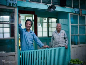 24 Proud Owners of Old House, Alishan (by Benedict Young)