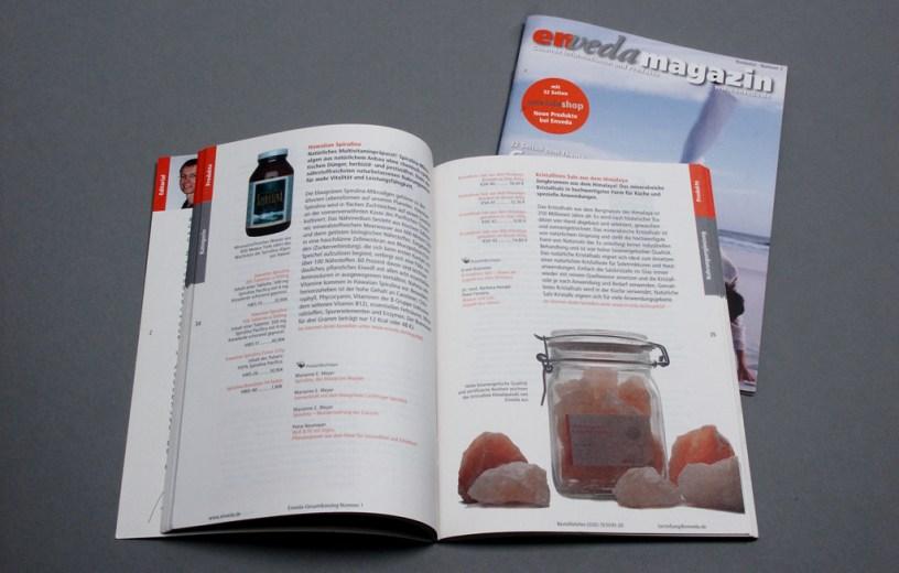 enveda - Magazin und Versand für gesunde Produkte