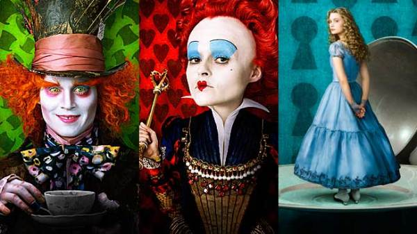 Benefit of the Doubt: Chromatic March: Alice in Wonderland ...