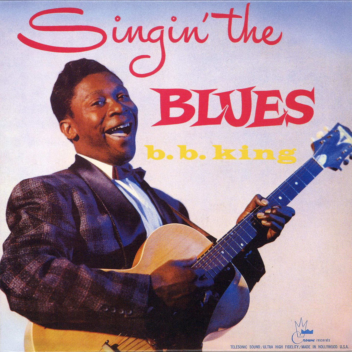 B B King Singin The Blues