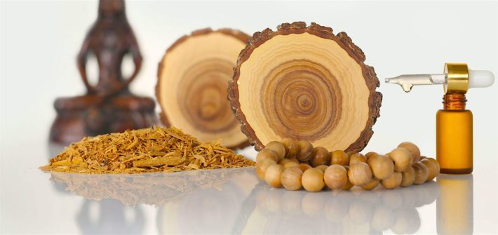 Sandalwood-oil-as-essential-oils-for-sleep