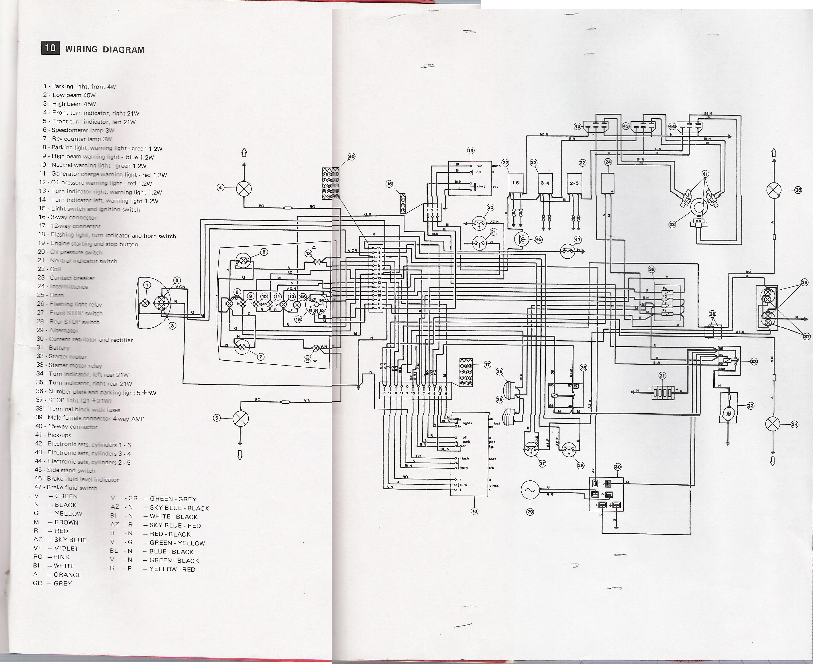 48 Ford Truck Wiring Diagram