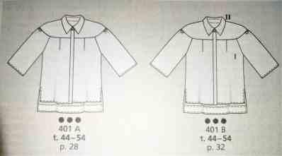 Burda Plus n°70 (Les modèles) (1)