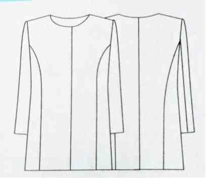 Les modeles (couture actuelle N°6) (14)