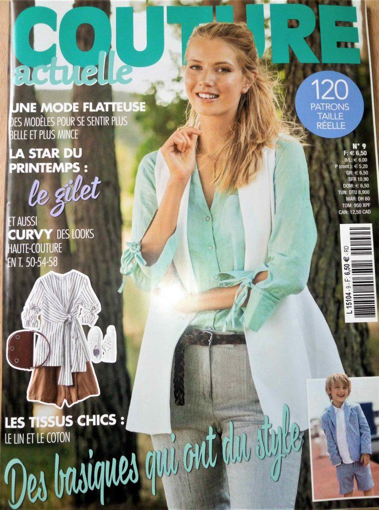 Couture 40 Grandes N°9 Patrons Tailles Actuelle Femmes Pour Enfants rq0Hwr