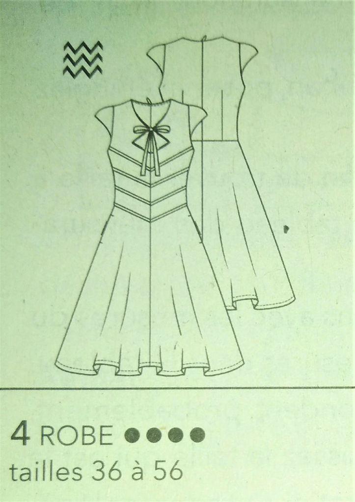 dessin technique robes 2