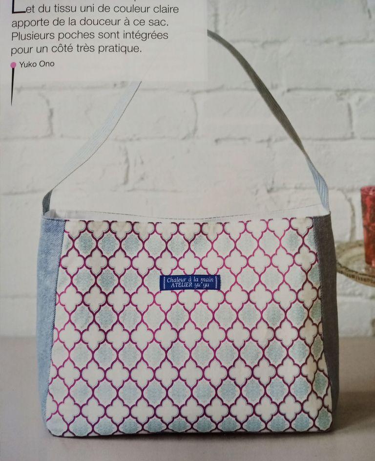 """Secrets de Couture avec """"Coudre C'est Facile n°67 et 40 Accessoires Spécial Débutants! Cotton Time"""
