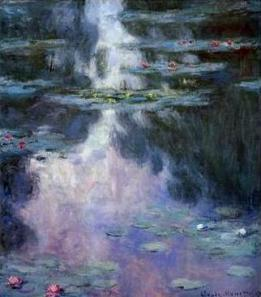 Claude_Monet_-_Water_Lilies