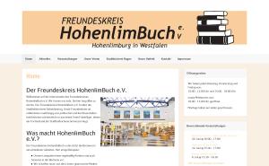 Webseite Hohenlimbuch