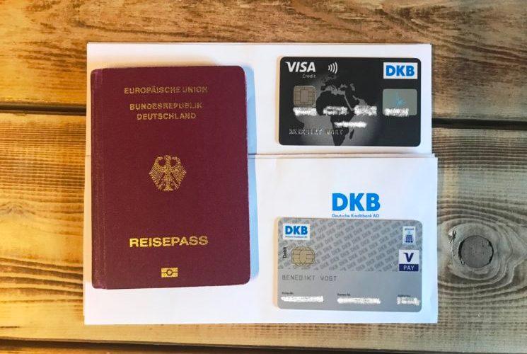 Die richtige Kreditkarte