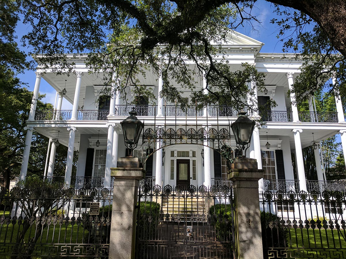 Garden District Be New Orleans A New Orleans Neighborhood Guide