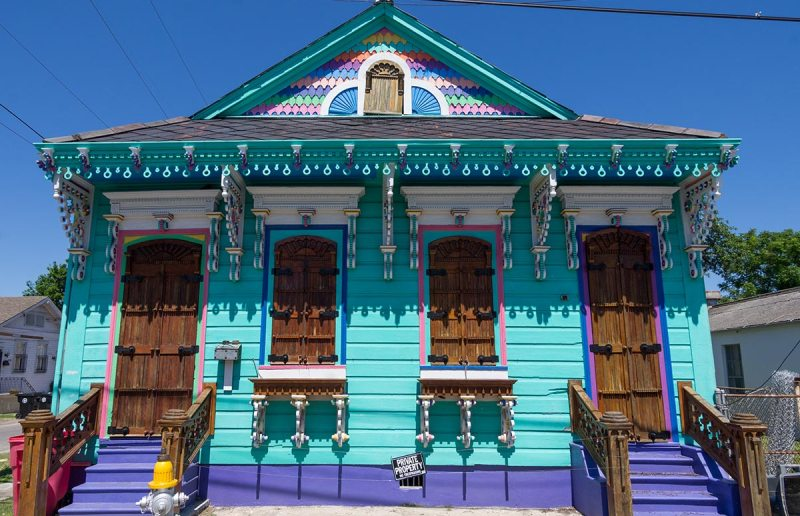 St. Claude New Orleans