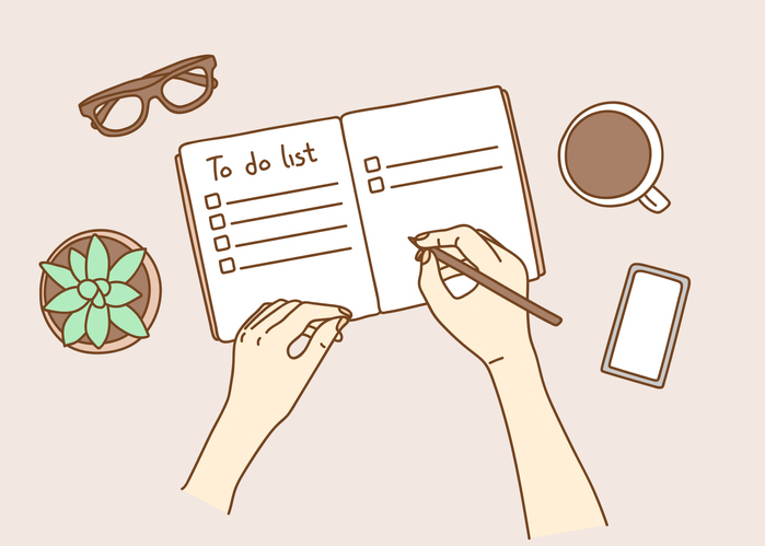 To-Do List for home selling
