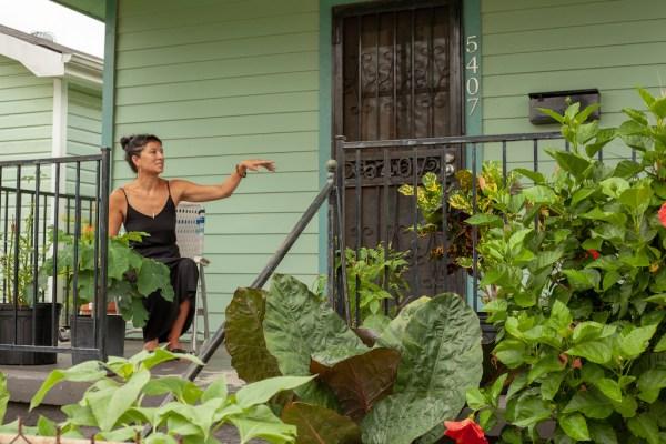 New Orleans neighborhood Holy Cross