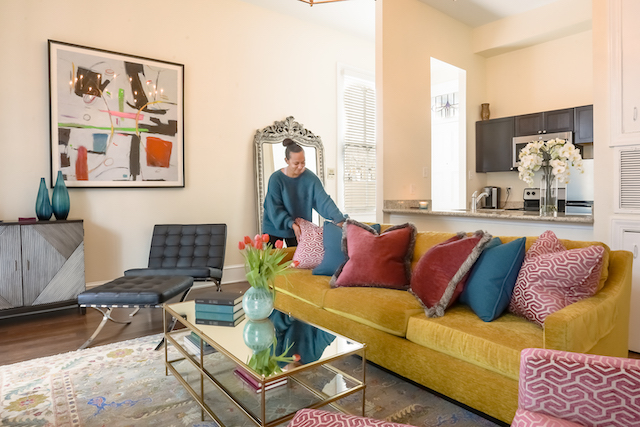 New Orleans interior designer