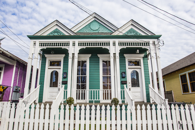 New Orleans historic districts