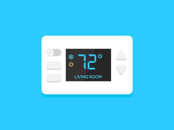 Nest thermostat