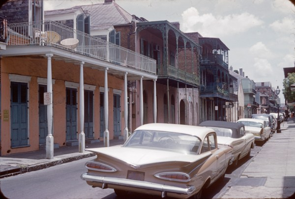 street parking New Orleans