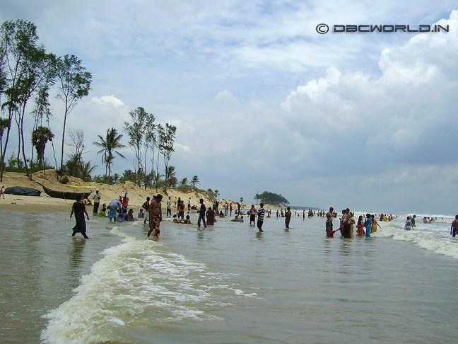 Digha Travel Guide - Digha Sea Beach