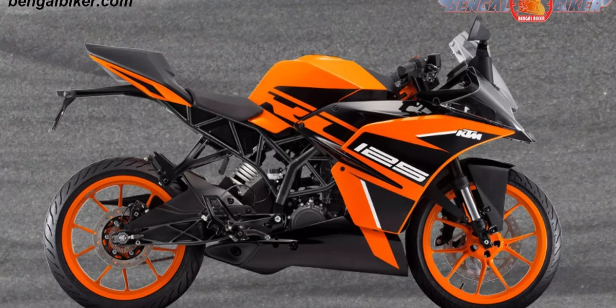 2021 KTM RC India Range Get New Colors - 125, 200 and 390
