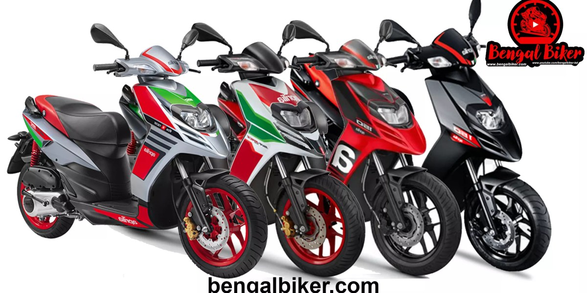 aprilia sr 150 all colors