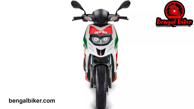 aprilia sr 150 front headlight