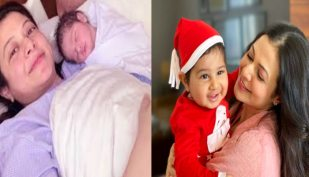 Little Kabir of a year of Koel's motherhood filled Netdunia with love – Zee News বাংলা
