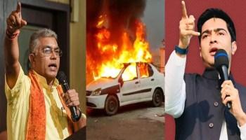 Violence in Tripura: গুণ্ডামি BJP-র সংস্কৃতি: Abhishek, 'ওখানে উৎপাত করছে', পাল্টা Dilip
