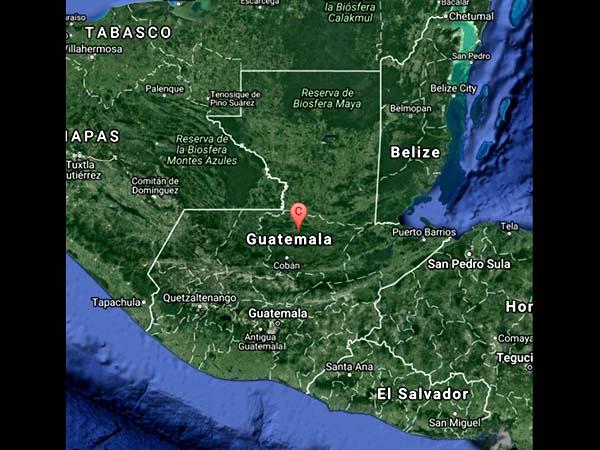লাতিন আমেরিকার এক ঐতিহ্যশালী দেশ গুয়াতেমালা