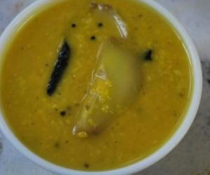 Aamer Dal - Bengali Mango Daal