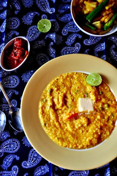 Couscous Khichudi