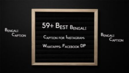 Bengali Caption for Instagram