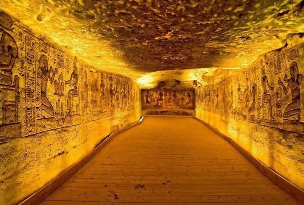 Abu-Simbel-Temple-Inside-Picture