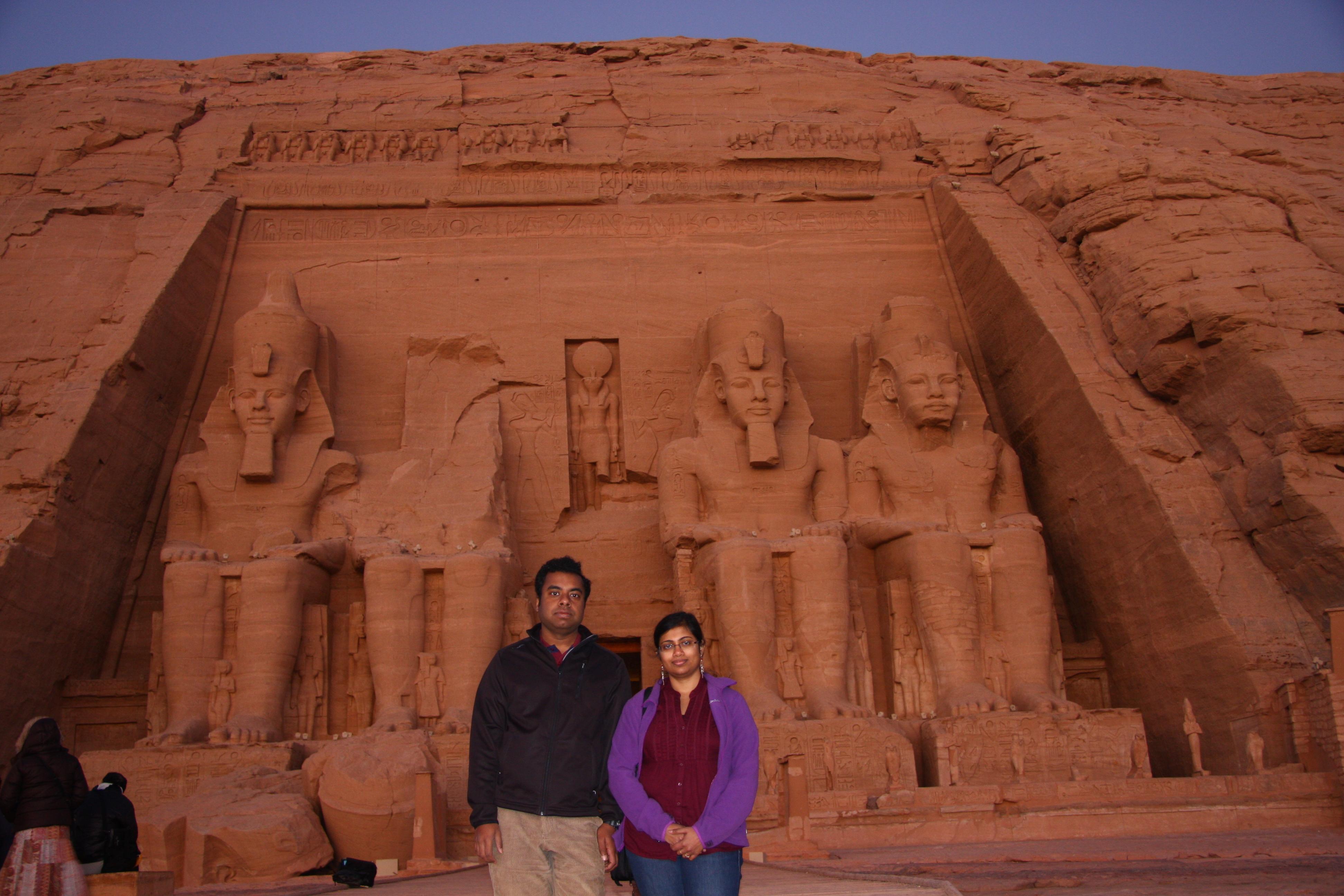 Egypt : Abu Simbel